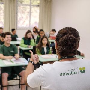 Cursos de Extensão no Colégio Univille