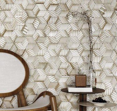 Contemporânea e aconchegante. Mosaicos para transformar ambientes internos.