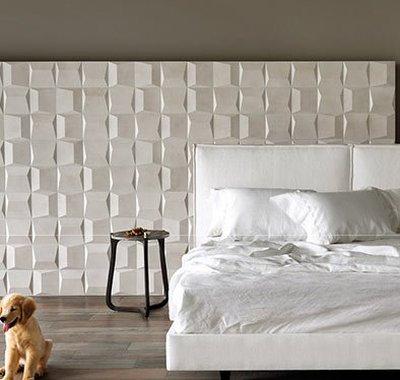 Maxi relevos para paredes são, cada vez mais, objetos de desejo na decoração de interiores.