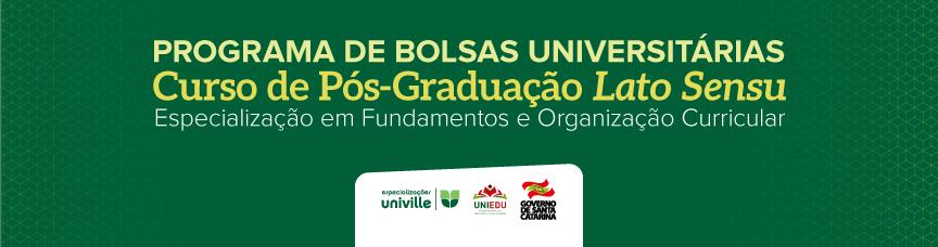 Programa de Bolsas Universitárias