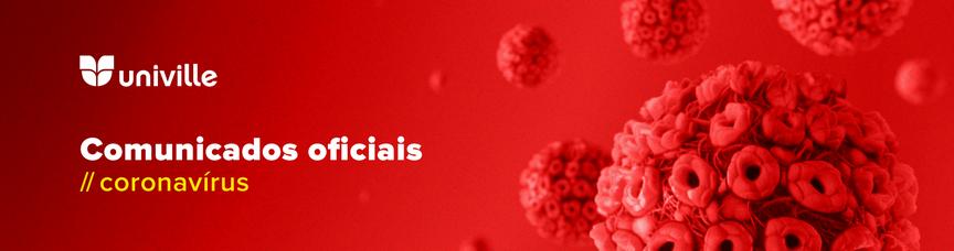 Comitê Interno de Ações de Prevenção ao Contágio pelo Coronavírus