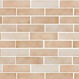 PORCELANATO BRICK BEGE ASSIM 30X39 TEL 07X26 | All Bricks
