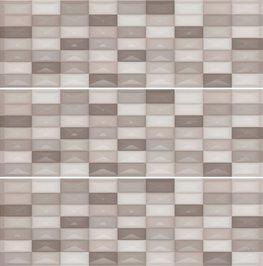 PORCELANATO MOS ARESTA GRAY 30X90 RET   Wall Mosaic