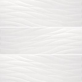 PORCELANATO WIND WHITE MATT 30X90 RET | Wall Mosaic