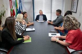 Reitoria da Univille se reúne com prefeito de Joinville nesta terça-feira
