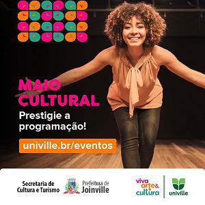 Maio Cultural Univille