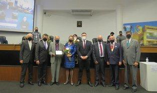 Curso de Direito é homenageado pelos seus 25 anos na Câmara de Vereadores de Joinville