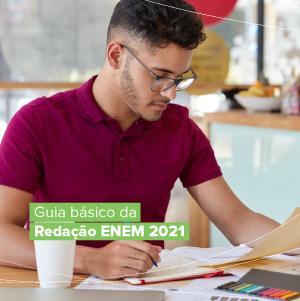 Guia básico da Redação ENEM 2021