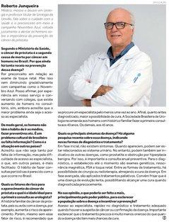 Entrevista: professor Roberto Junqueira