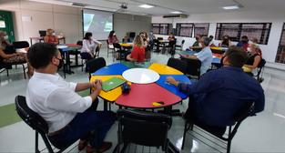 Prefeito de Joinville e vice visitam Universidade e buscam novas parcerias