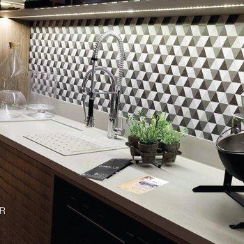 AMBIENTE com Porcelanato Portobello Cozinhas e Áreas de Serviço 9da18333d5